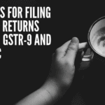 Formats for filing Annual Returns revised GSTR-9 and GSTR-9C
