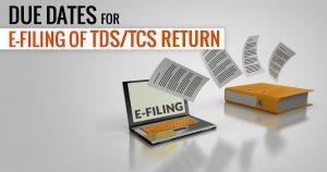 TDS/TCS return