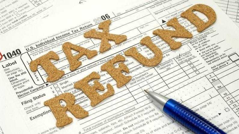 Provisional GST Refund