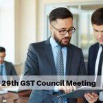 29th GST Council Meeting (2)