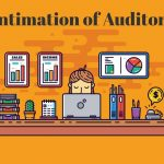 ADT 1 - Intimation of Auditor to ROC