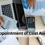 Appointment of Cost Auditor