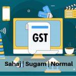 NEW GST Return