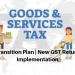 Transition Plan | New GST Return Implementation