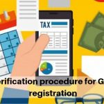 Verification of GST Registration