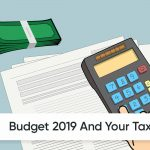 Budget 2019 tax update